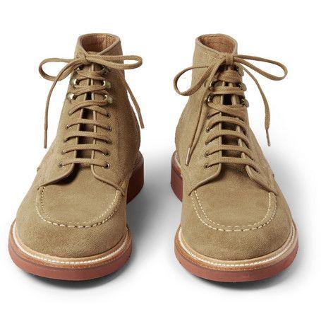 J.Crew - Kenton Suede Boots | MR PORTER