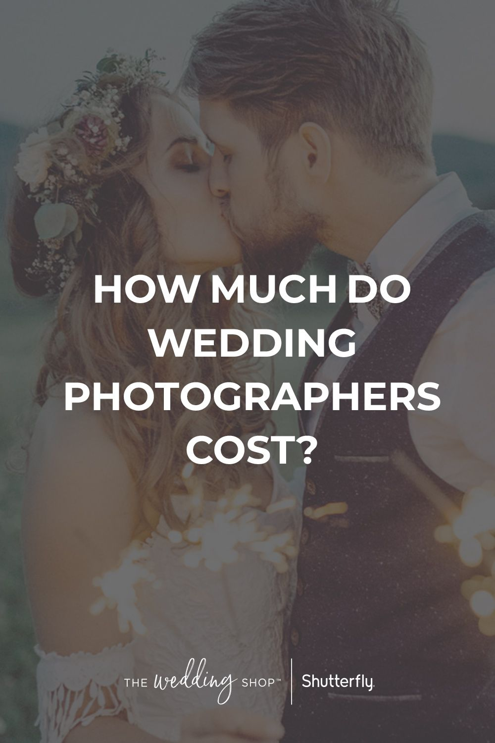 How Much do Wedding Photographers Cost? Data + Guide
