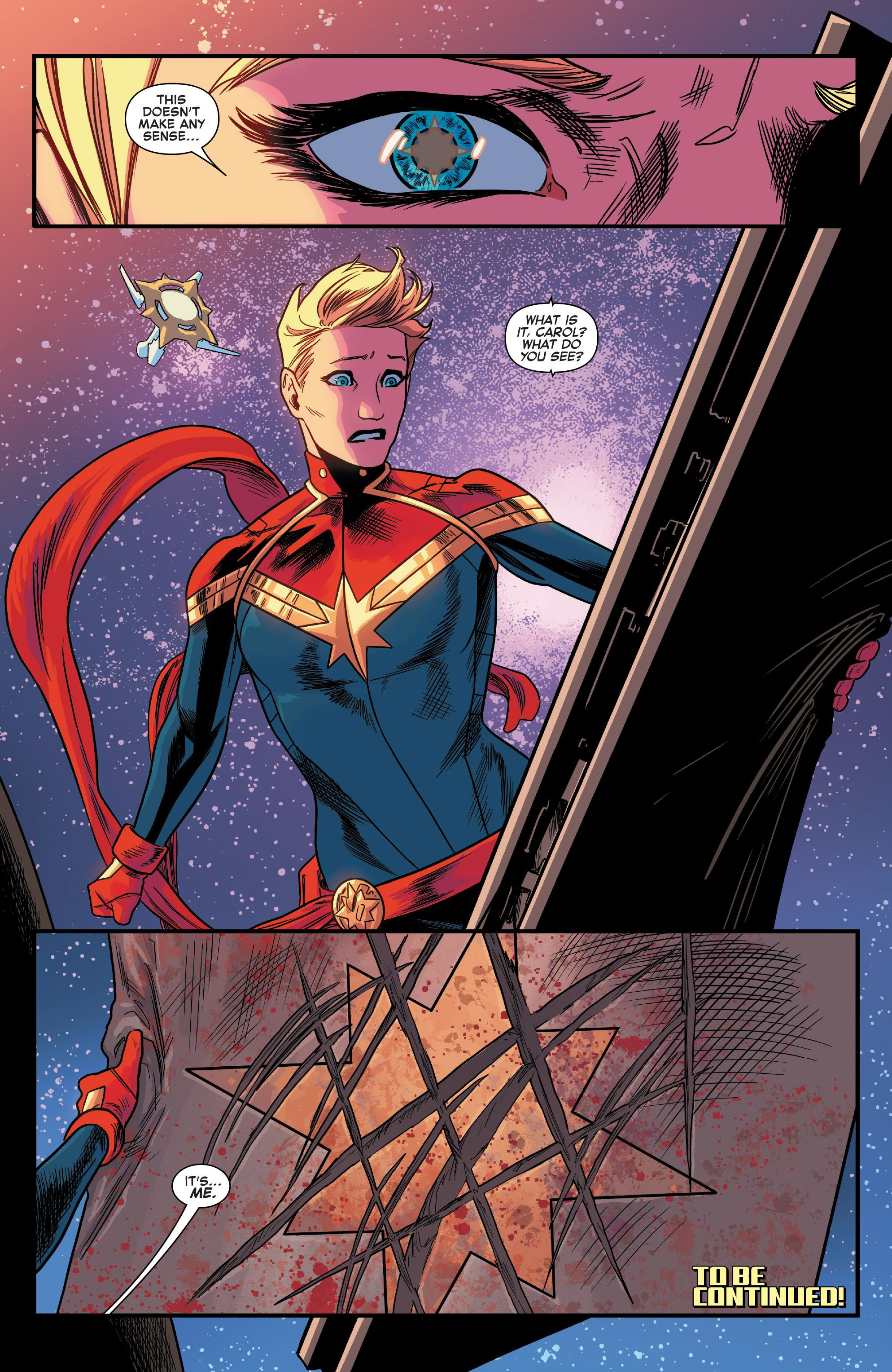 captain marvel kris anka