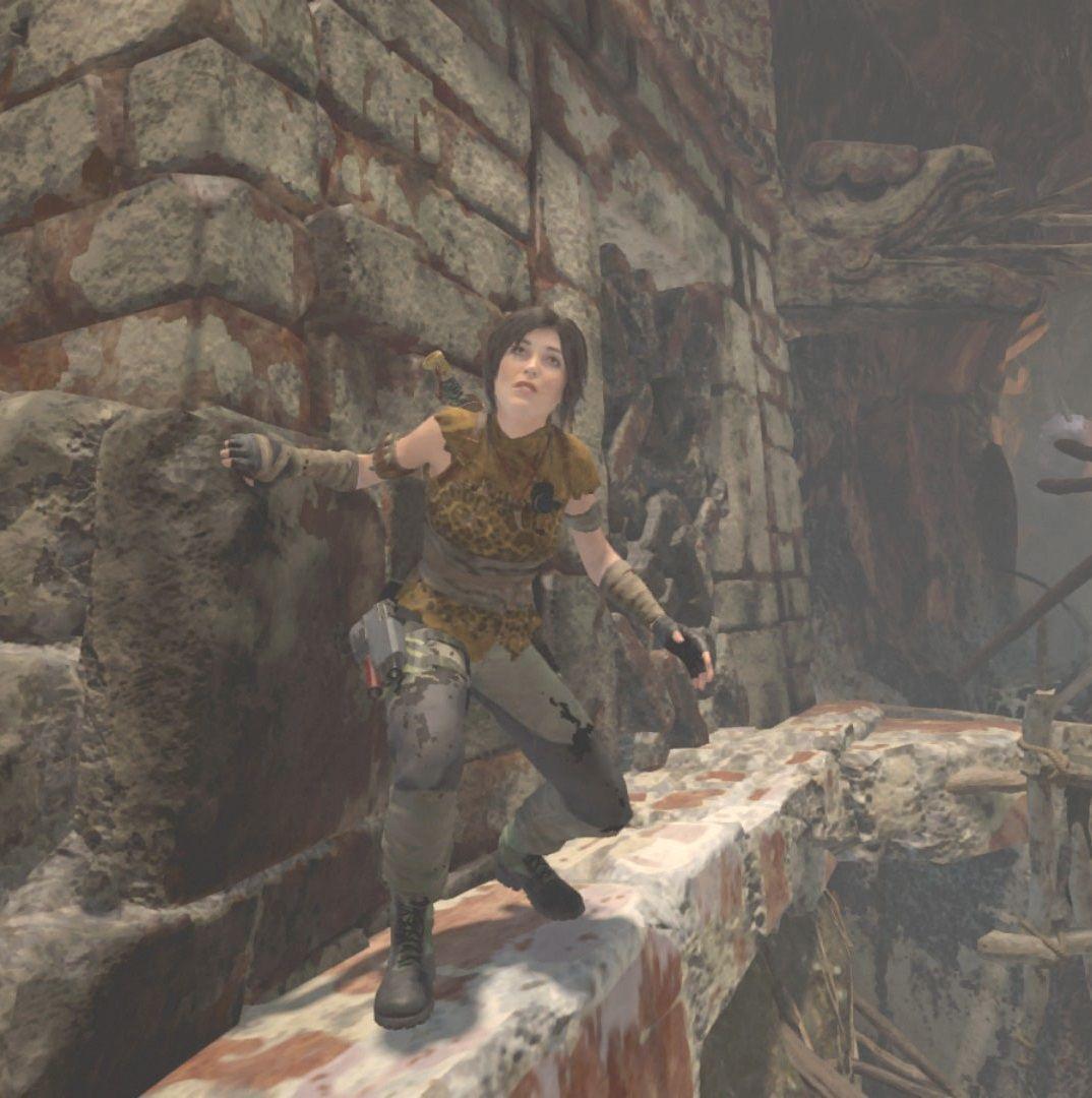Shadow Of The Tomb Raider: Lara Croft | Cap. 6 | Lets