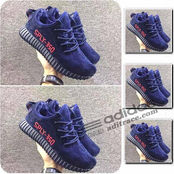 Adidas Yeezy Boost SPLY 350 Meilleur Chaussure Homme Bleu