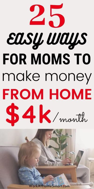 25 Real Ways to Make Money From Home & Create A Li