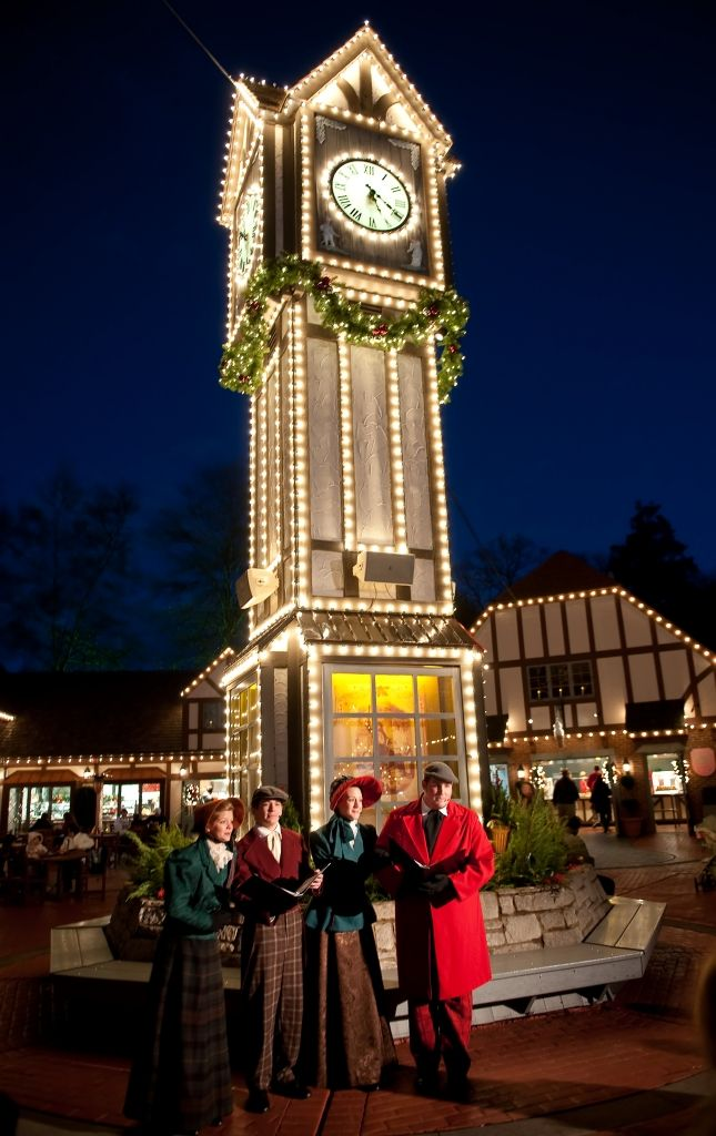 Christmastown At Busch Gardens Has Become A Favorite Christmas Tradition For Our Family