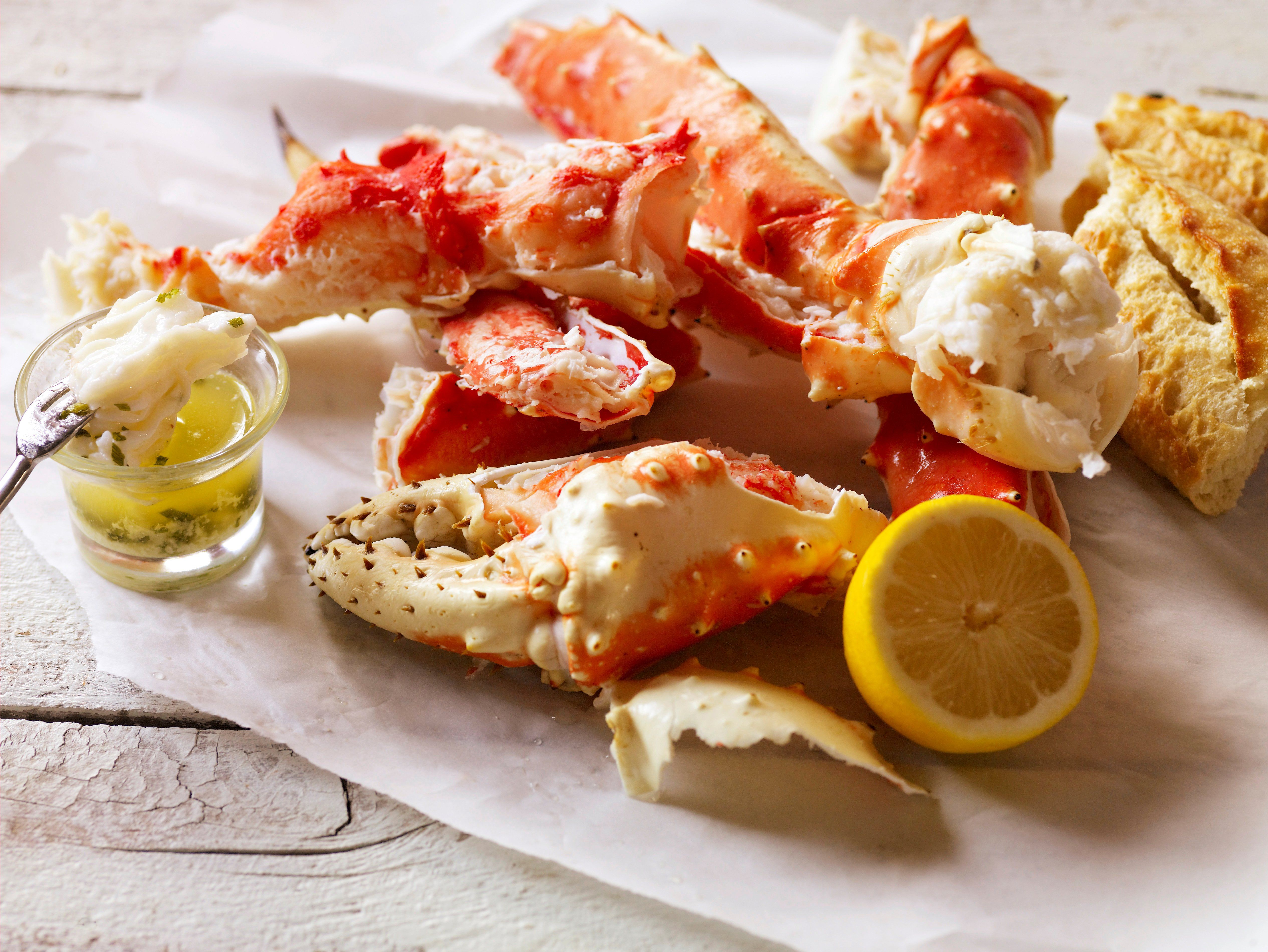 Red King Crab Selects King Crab Delicious Seafood Recipes Alaskan King Crab