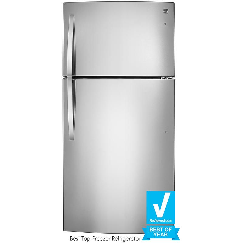 Kenmore - 79433 - 23.8 cu. ft. Top-Freezer Refrigerator w ...