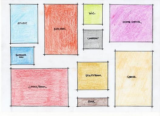 How to Draw House Plans | Housing and Interiors | Pinterest ...