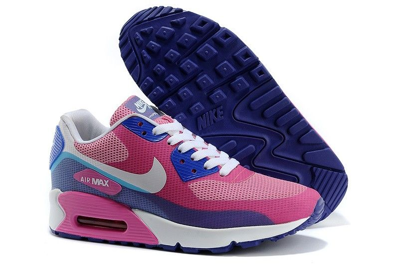 Find Discount Nike Air Max 90 HYP Premium Pink / Red ...