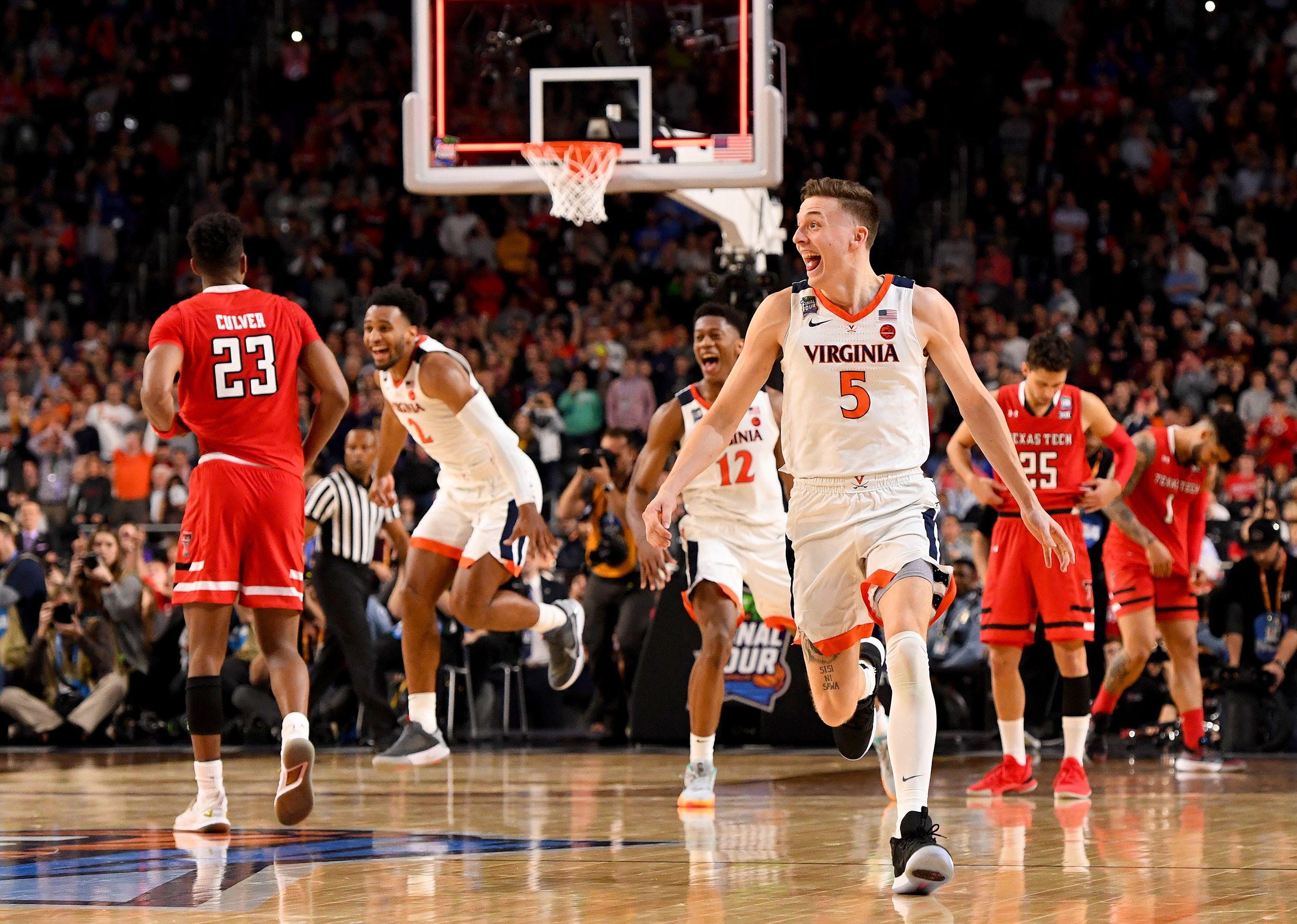 Virginia basketball live