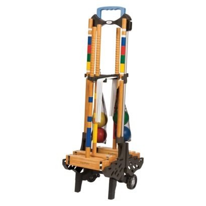 Eastpoint Four Player Croquet Set With Caddy