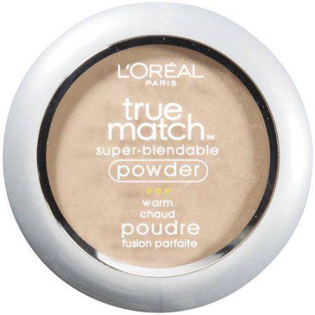 L'Oreal Paris True Match Super-Blendable Powder, Beige