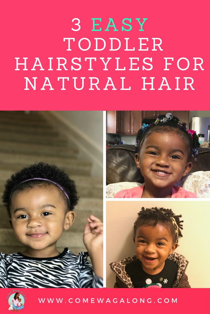easy toddler hairstyles for natural hair naturalhairstyles