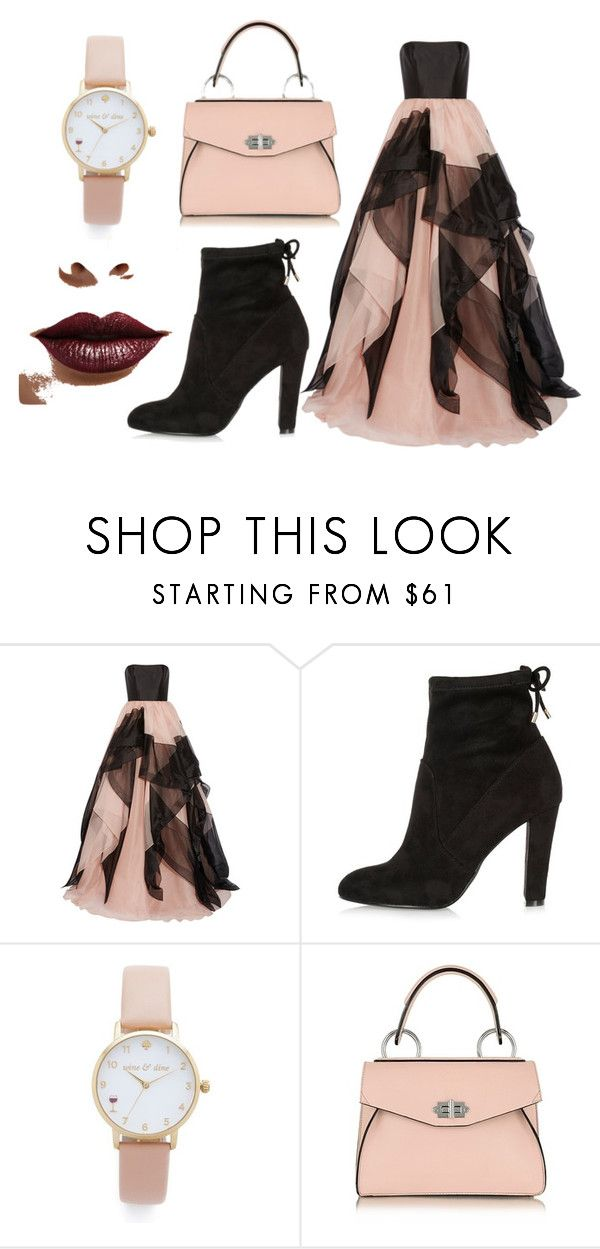 """""""Untitled #6"""" by birgitbirx ❤ liked on Polyvore featuring Reem Acra, River Island, Kate Spade, Proenza Schouler and LASplash"""