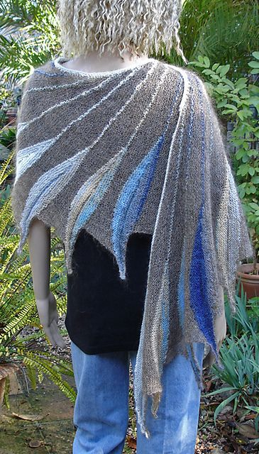 Dreambird KAL pattern by Nadita Swings | Knitting paterns ...