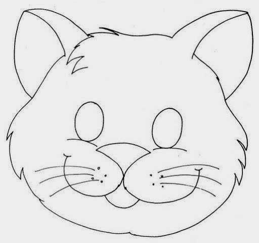 Cat.JPG (512×480) | ζωα | Pinterest | Caretas de animales, De ...