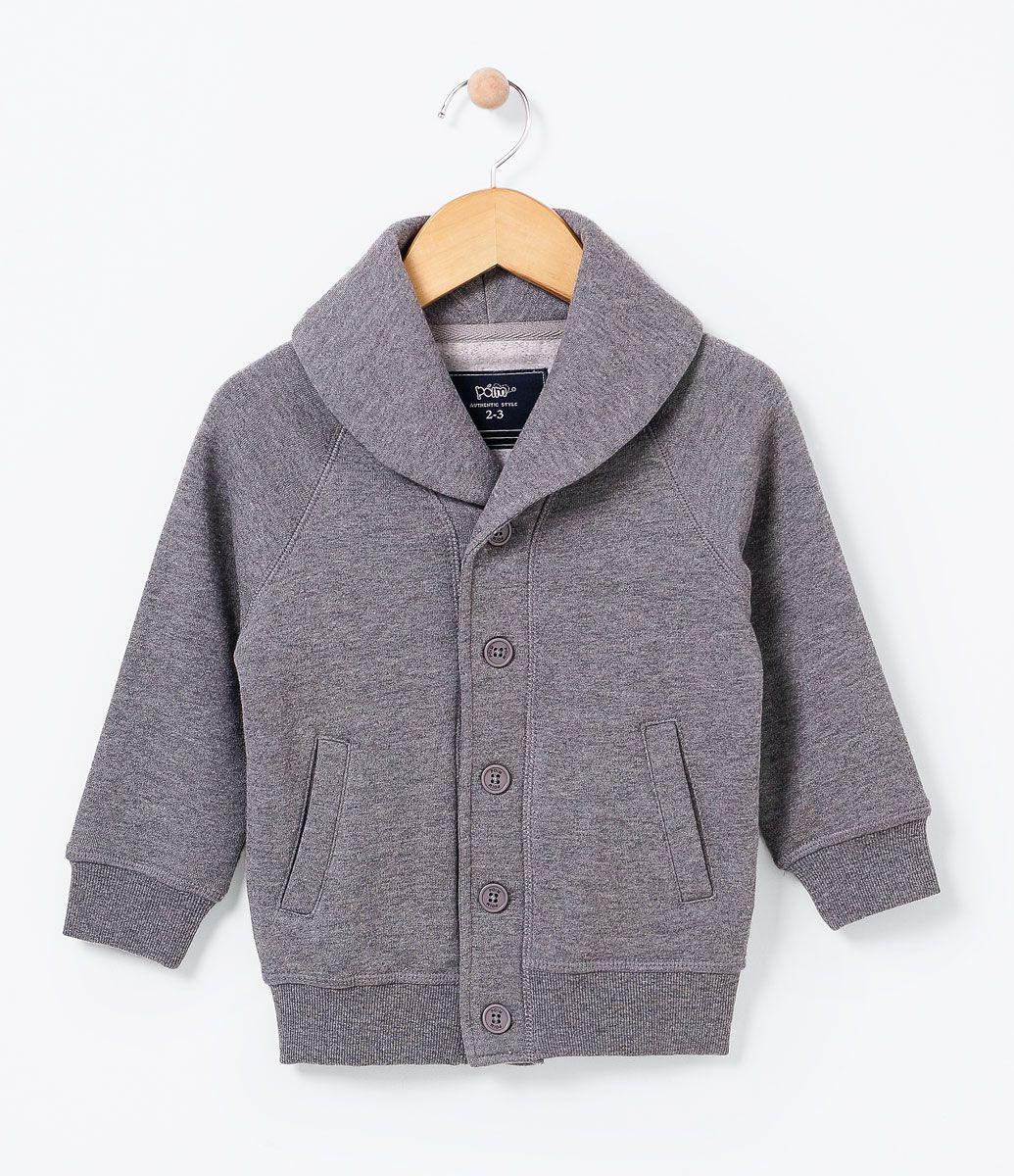 Suéter De Malha Infantil Criança Bebê Menino de inverno