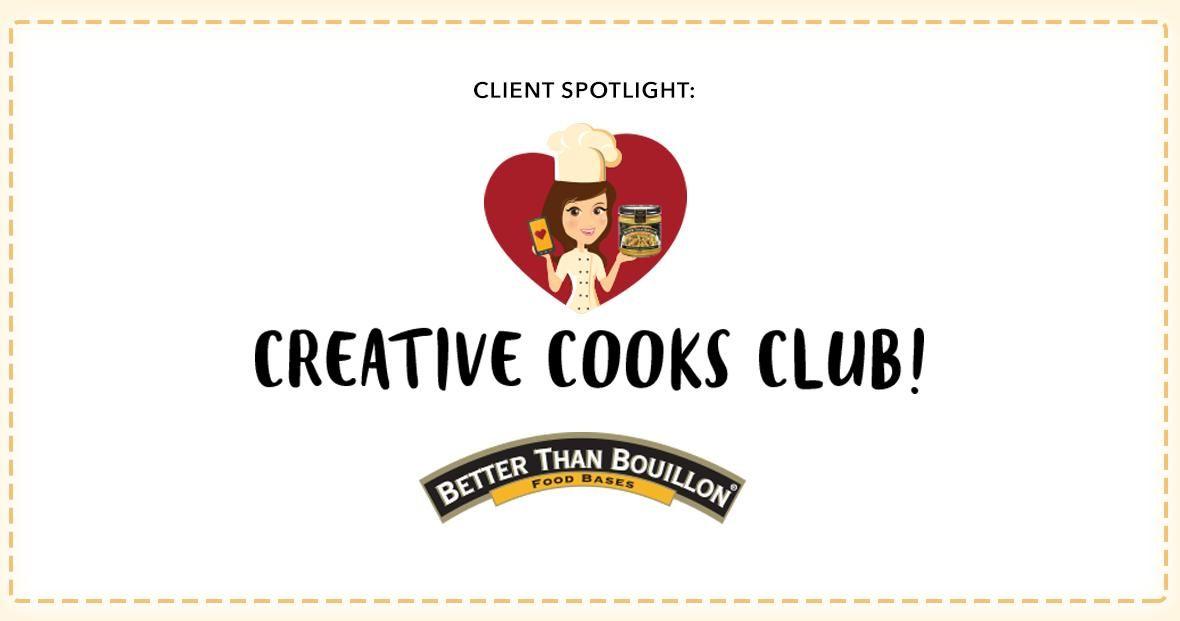 Client Spotlight: Creative Cooks Club #STPromo