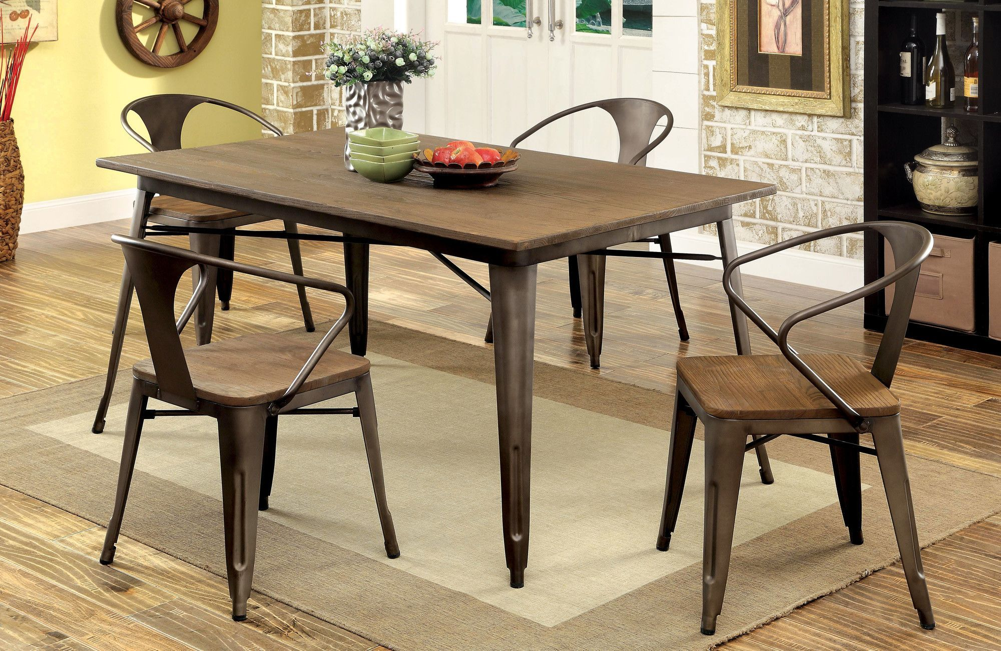 Esszimmermöbel Set Reedley 5 Piece Dining Set Products