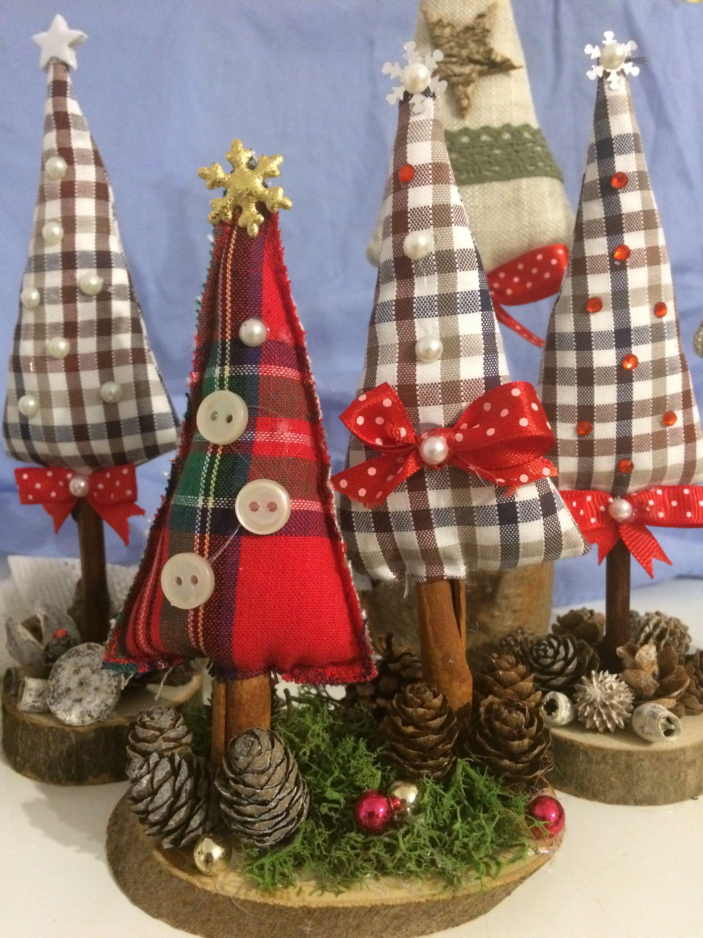 Wiateczny Las Decoration Noel Decoration Noel Fait Main Idee Deco Noel