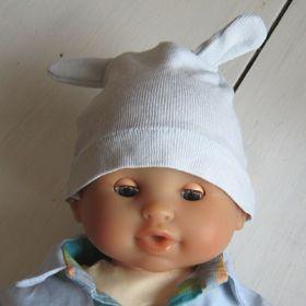 Bonnet de poupée facile #dollhats