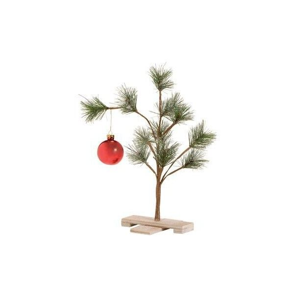 Charlie Brown Christmas Tree--18 in.