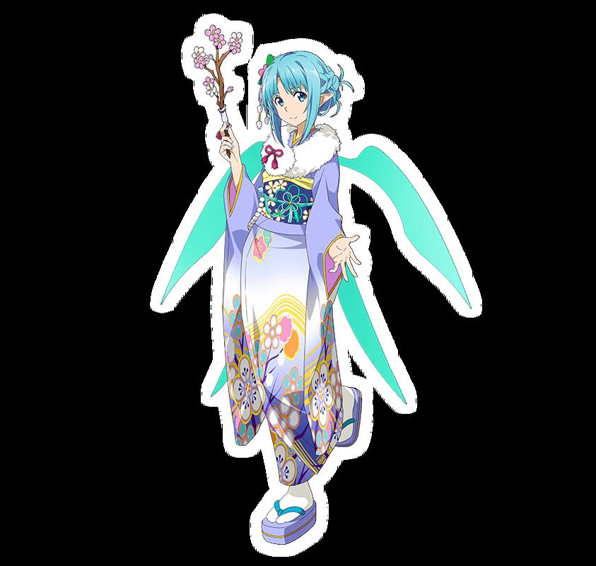 【国色天香】アスナ(★6/風/片手長柄) -SAO コード・レジスタ攻略Wiki【ソードアート・オンライン】 - Gamerch