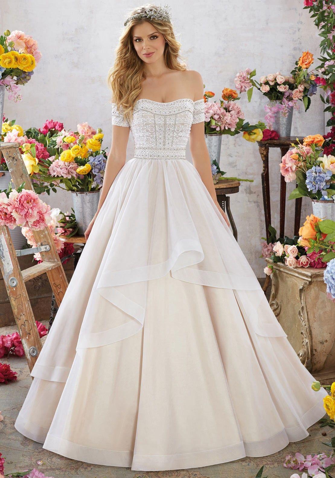 Mori lee wedding dress wedding dresses pinterest mori lee