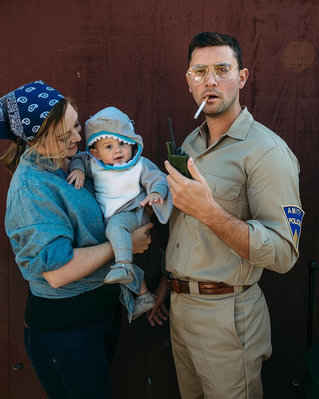 Jaws Family Halloween Costume Baby Style Pottery Barn