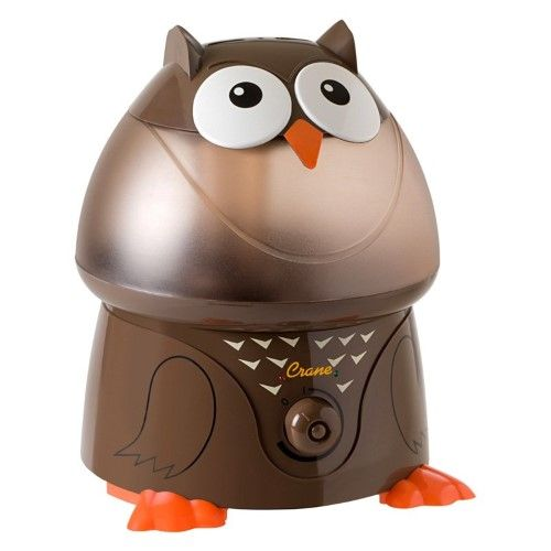 Crane Owl Cool Mist Humidifier Household Ultrasonic