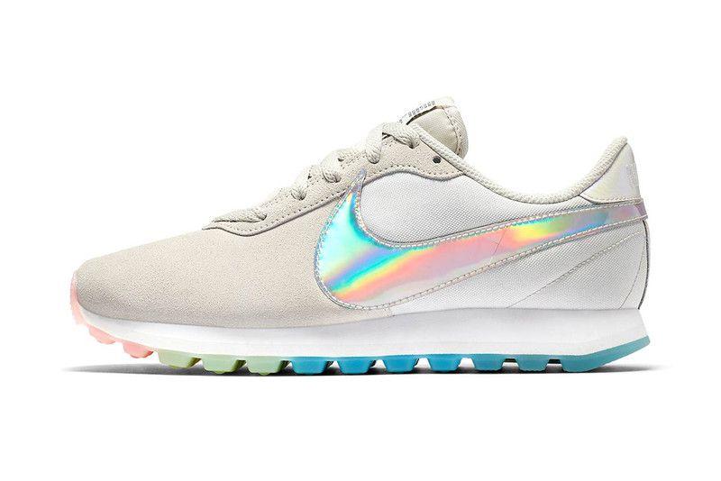 Rainbow nikes, Sneakers nike, Sneakers
