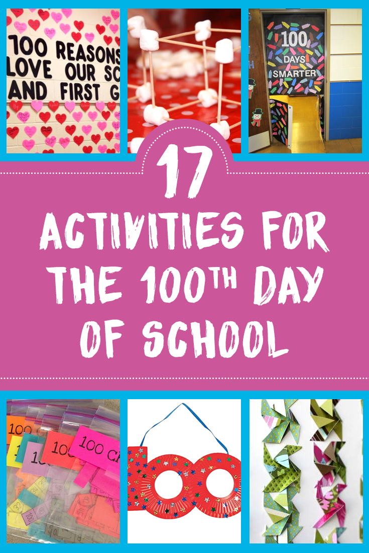 17 Activities for the 100th Day of School