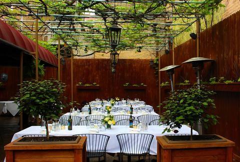 Orsou0027s Restaurant Chicago Outdoor Patio Thrillist