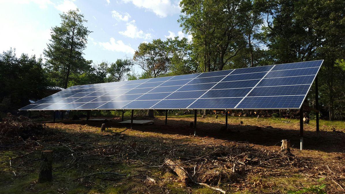 Dakter Ground Mount Solar Pv System Solar Solar Pv Systems Solar Pv