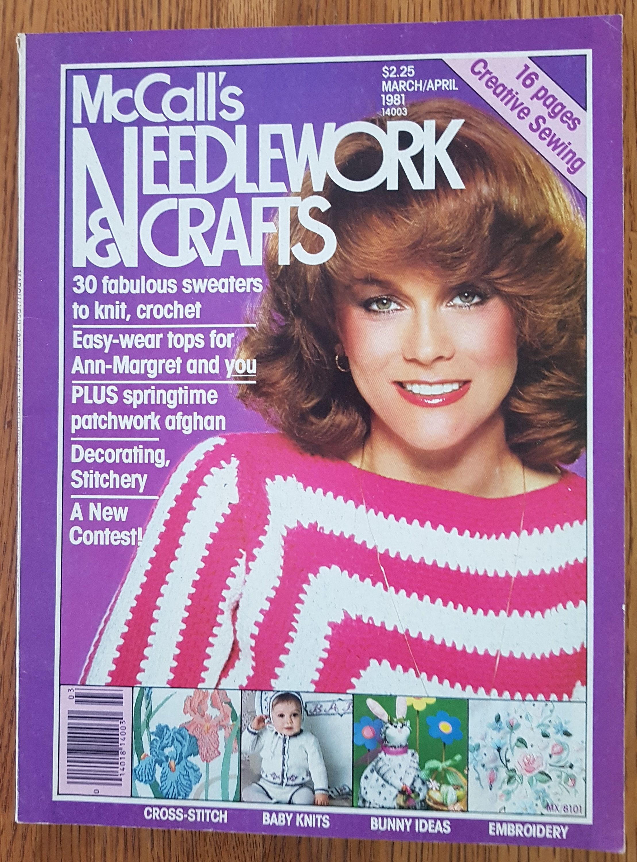 100s Needlework /& Crafts Ideas Vintage 1977 Better Homes and Gardens Magazine Quilting Needlepoint Macrame Weaving Embroidery Painting Knit