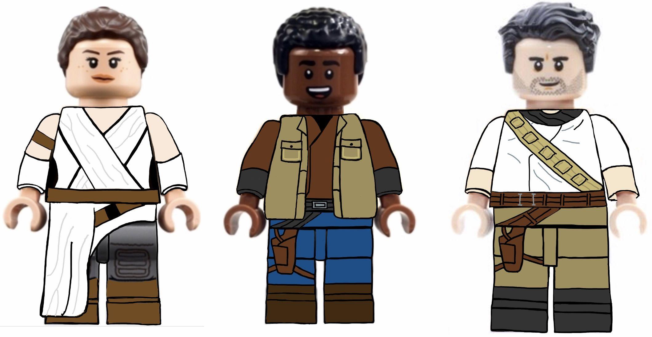 Lego Star Wars The Rise Of Skywalker Lego Star Wars Star Wars Images Stars