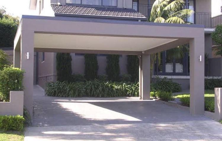 Pin by nicole davis on front in 2020 Carport designs