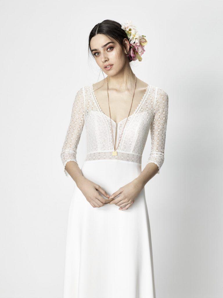 Vintage – Happy Brautmoden | Hochzeitskleid | Pinterest | Elegant