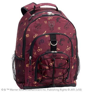 Harry Potter Gear Up Mascot Backpack Harry Potter