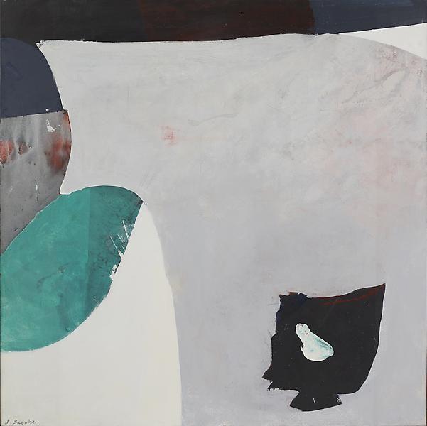 Icaron, 1973-4 by James Brooks   Acrylic on canvas