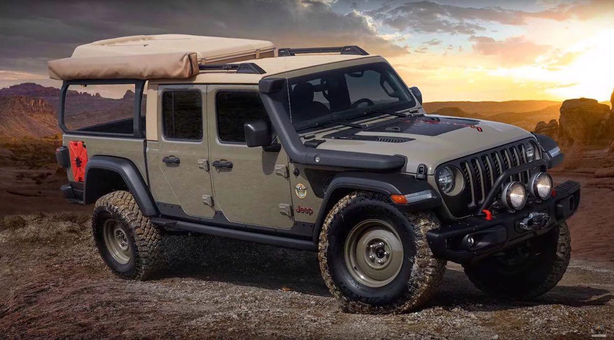 Easter Jeep Safari 2019 In Moab Utah Driveandride Com Jeep Gladiator Easter Jeep Safari Jeep Concept