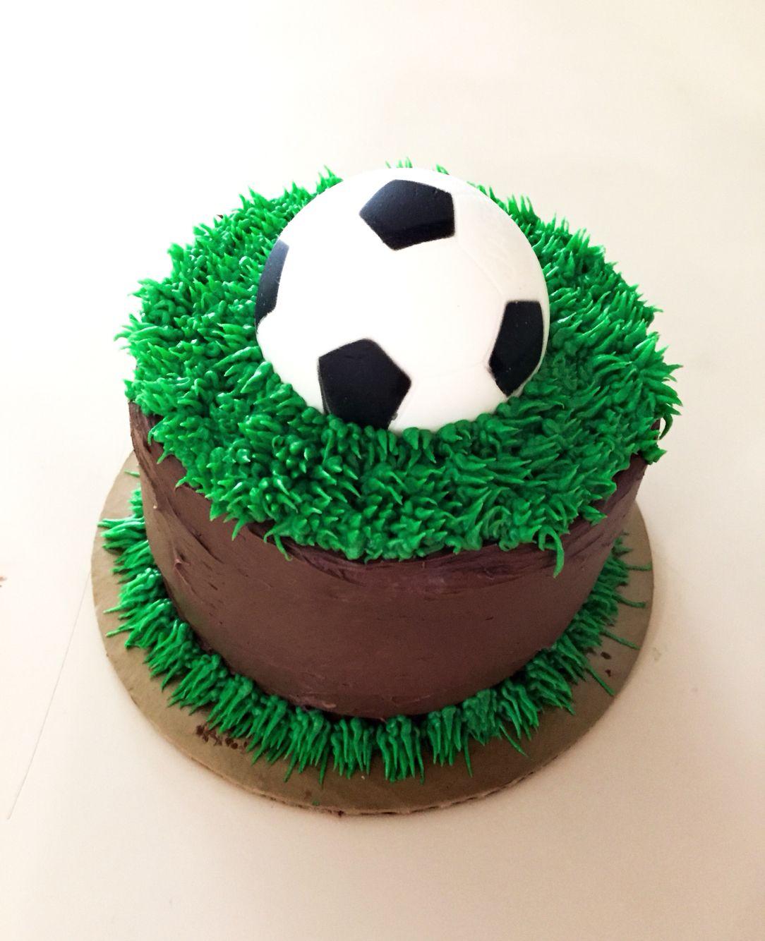 Торт с мячиком в картинках