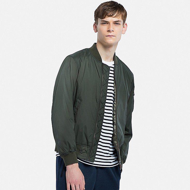 Men ma-1 bomber jacket