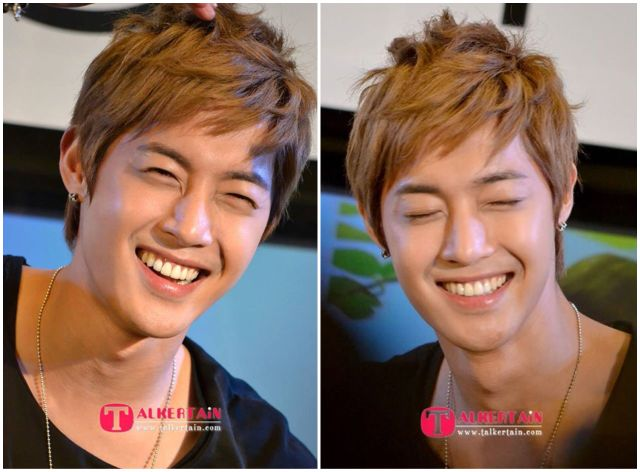Kim Hyun Joong 김현중 ♡ laugh ♡ happy ♡ Kpop ♡ Kdrama ♡
