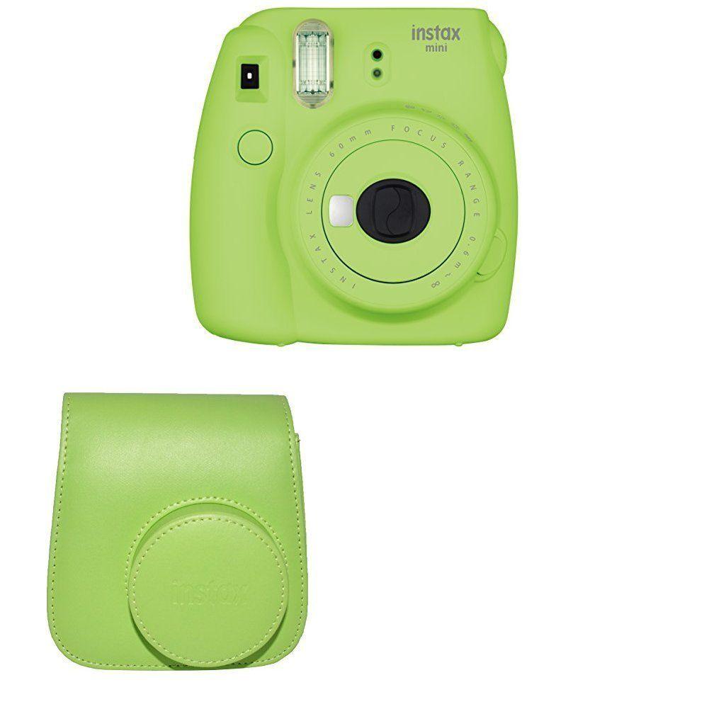 Amazon Com Fujifilm Instax Mini 9 Instant Camera With Instax