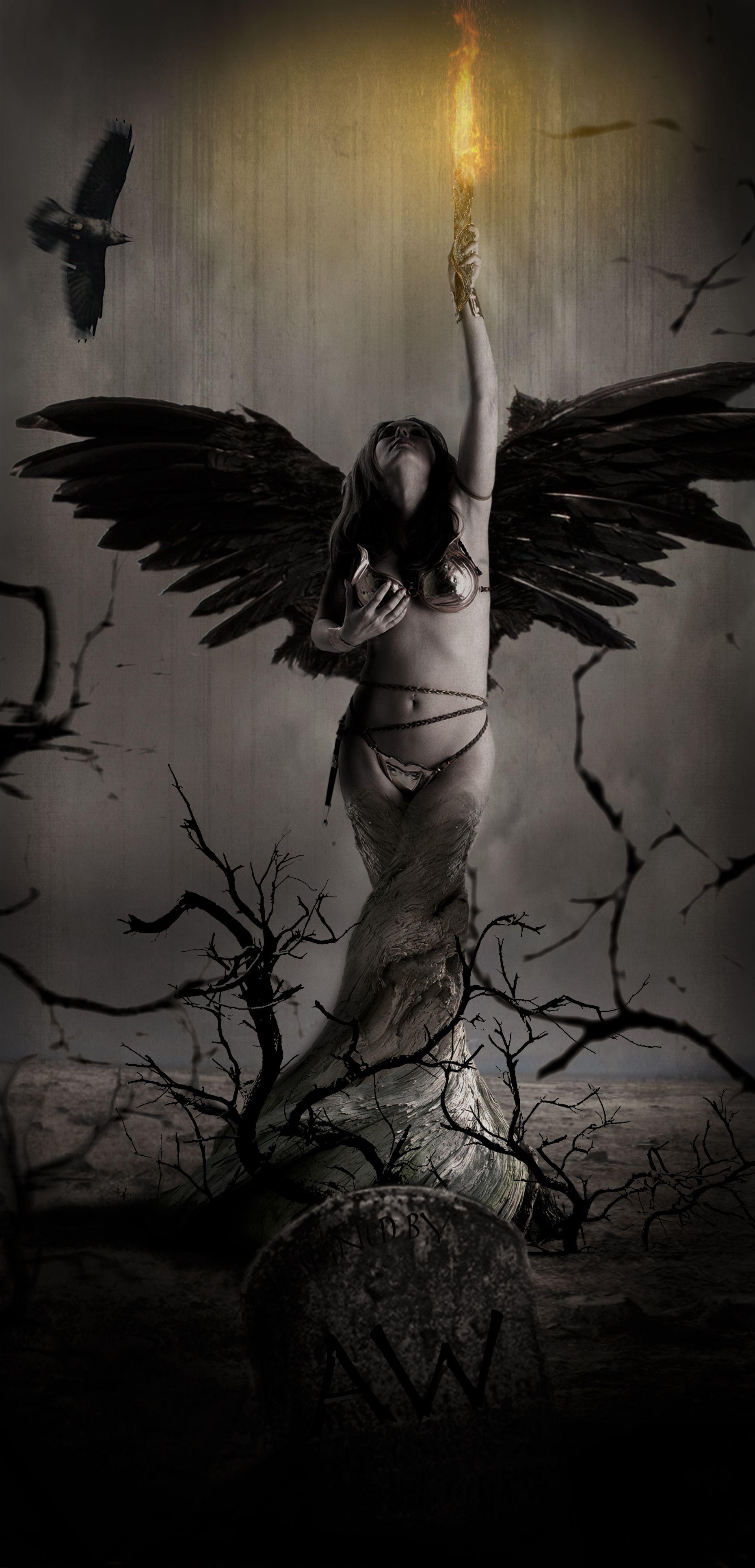 8c0c43c0 raven woman art | raven woman | A Pagan's Ravens | Female art, Art ...