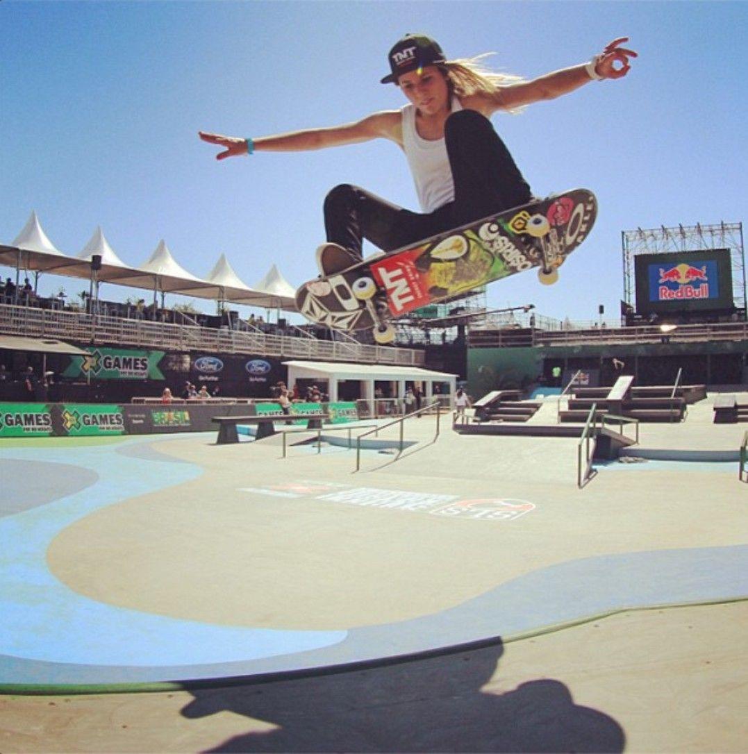 Roller skating x games - Leticia Bufoni X Games Www Skatefemininobrasil Blogspot Com