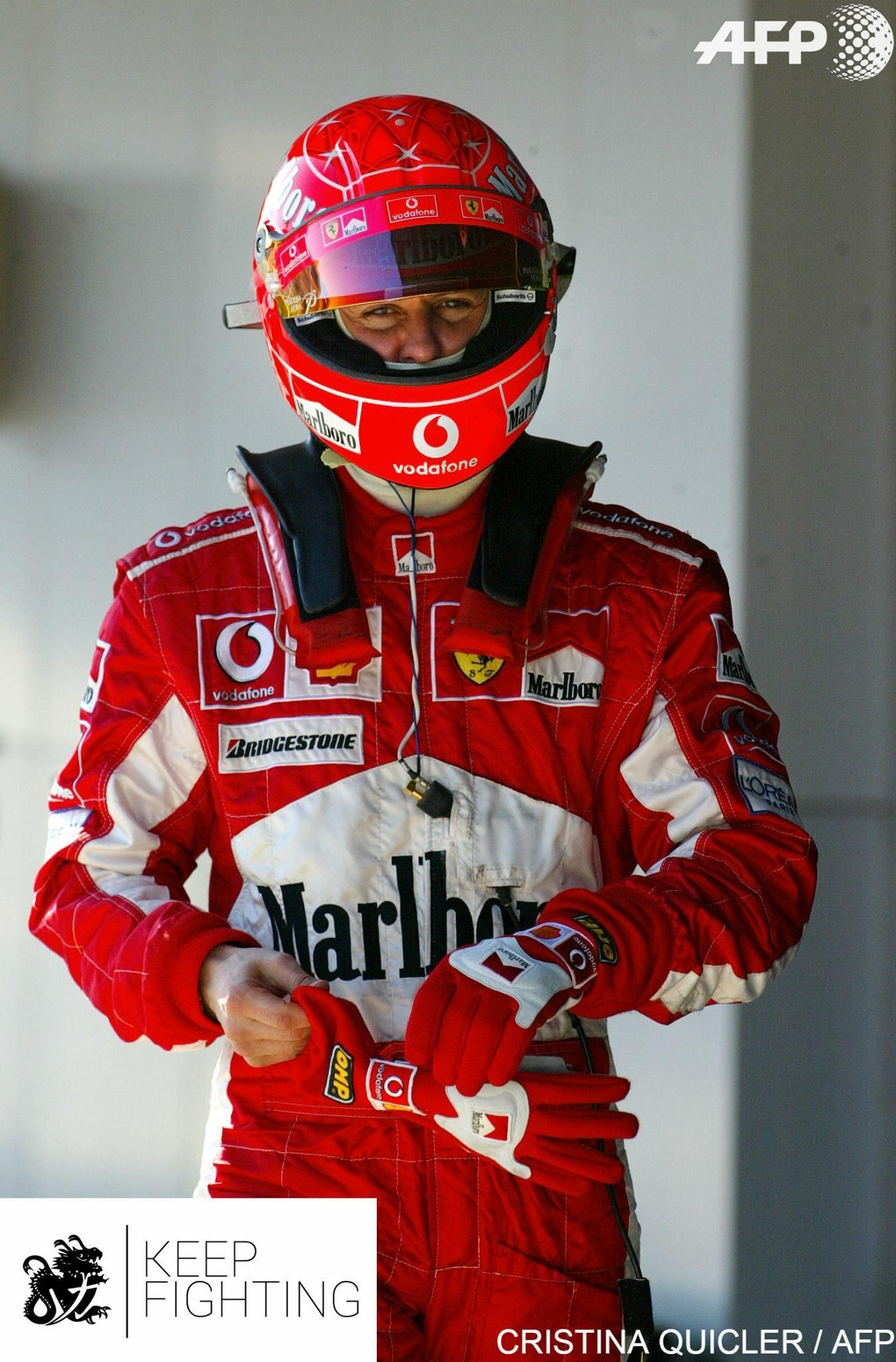 Michael Schumacher Ferrari Driver シューマッハ, フェラーリ, ミハエル