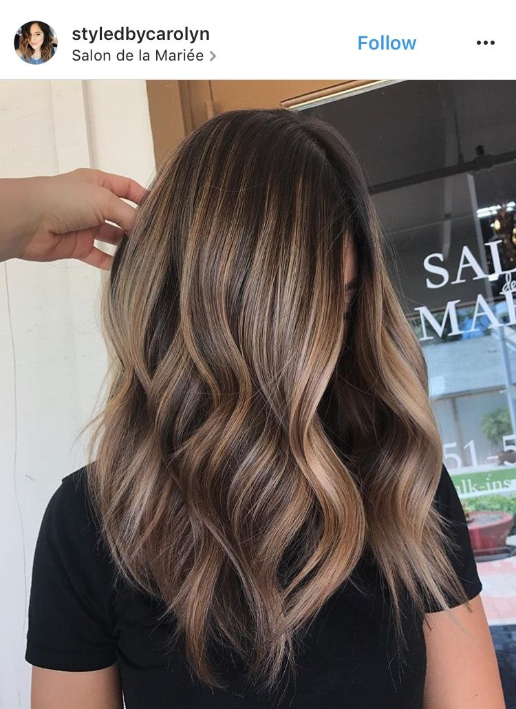 Colour Inspo In 2019 Hair Color Hair Styles Brown