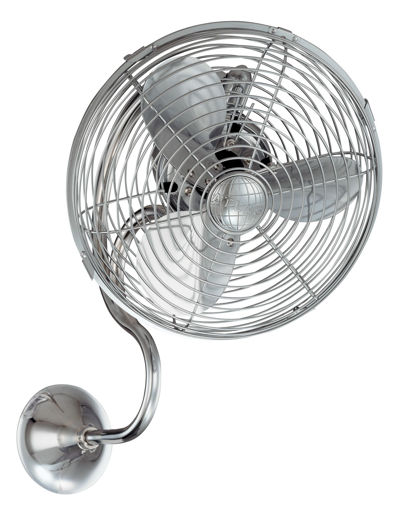 Matthews Fan Company 13 Oscillating Wall Fan Wall Fans Oscillating Fans Wall Mounted Fan