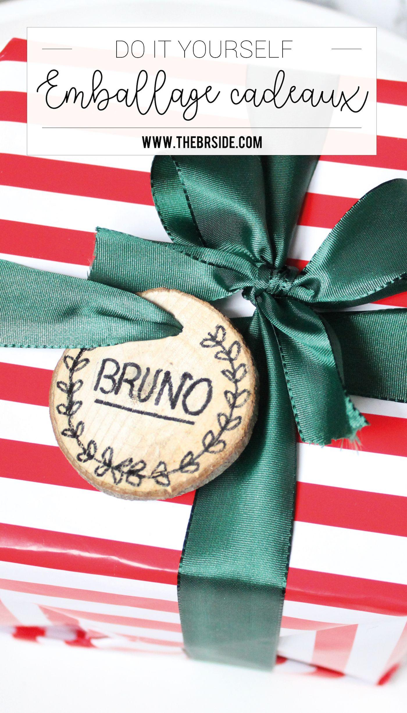 5 idées d'emballage cadeaux Idées d'emballage, Cadeau et