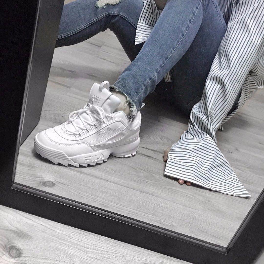 ef51a296fd8baf Instock - Fila Disruptor II Mens Sneakers